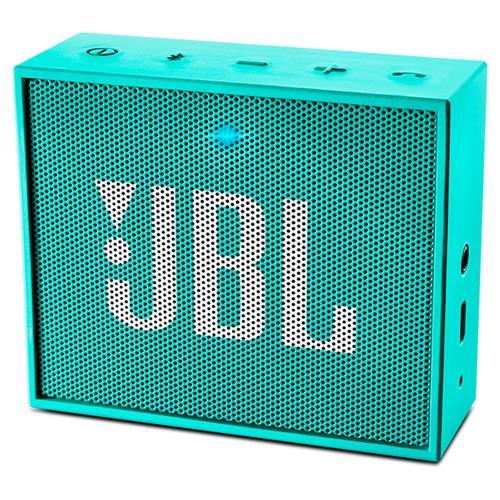 Caixa de Som Portátil JBL Go Teal
