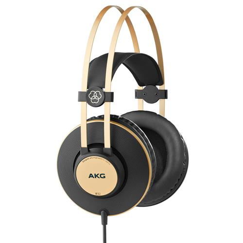 Fone de Ouvido Headphone AKG K92 Over Ear Profissinal Sistema Fechado
