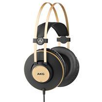 Fone de Ouvido Headphone AKG K92 Over Ear Profissional Sistema Fechado