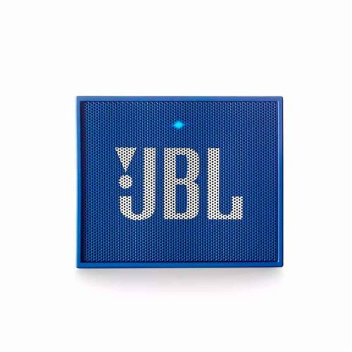 Caixa de Som Portátil JBL Go Blue
