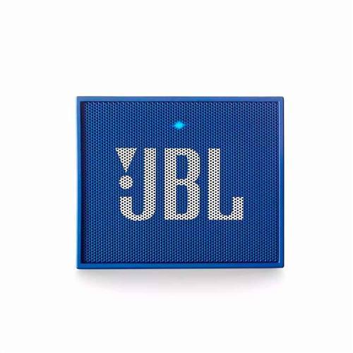 Caixa de Som Portátil JBL Go Wireless Azul