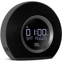 Rádio Relógio Horizon JBL Alarme FM LED MP3 Com Bluetooth