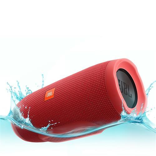 Caixa de Som Bluetooth JBL Charge 3 Vermelha