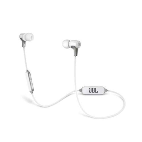 Fone de Ouvido JBL E25BT In Ear Bluetooth Branco