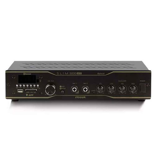 Amplificador Frahm SLIM 3000 APP Optical