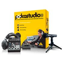 PODCASTUDIO USB - KIT STUDIO - BEHRINGER