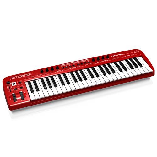 UMX490 - CONTROLADOR USB/MIDI - BEHRINGER