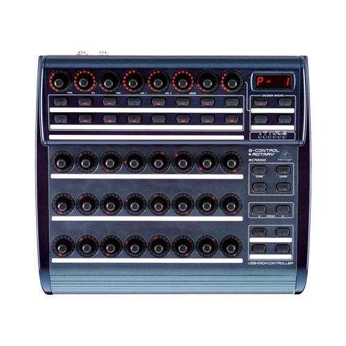 BCR2000 - CONTROLADOR MIDI - BIVOLT - BEHRINGER
