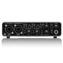 UMC204HD - INTERFACE DE AUDIO - BEHRINGER