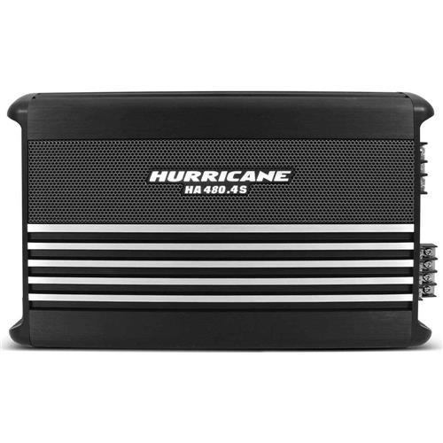 Módulo Amplificador Hurricane HA 480.4S 1920W Rms 2 Ohms 4 Canais