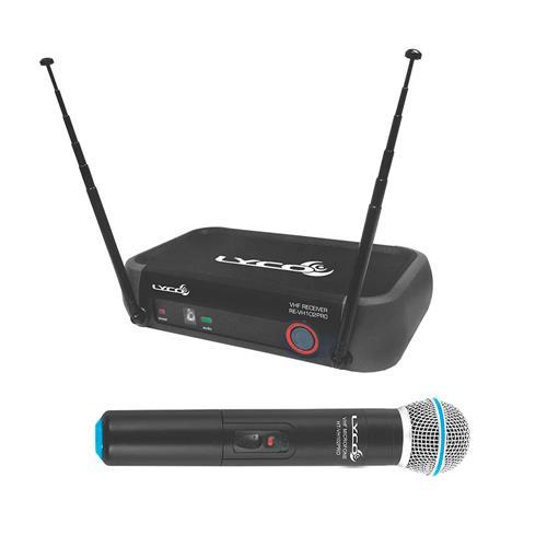 Microfone Sem Fio LYCO VH102PRO-M