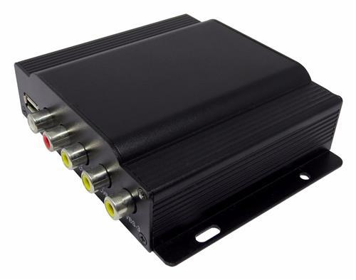 Receptor de TV Digital Caska para Central Multimídia NAVPRO