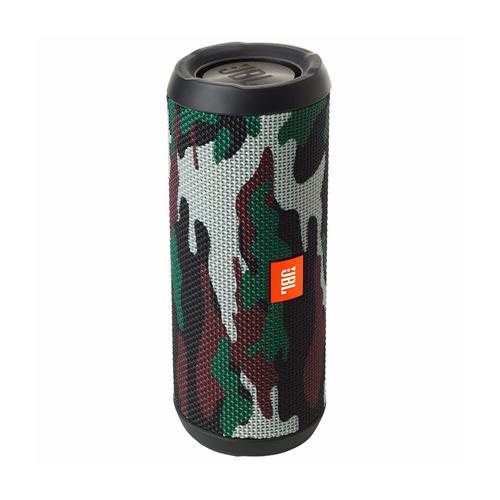 Caixa De Som Flip 4 JBL Squad Recarregável 16W RMS Bluetooth