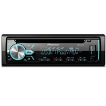 Cd Player Mixtrax Pioneer DEH-X1BR Entrada Usb Aux AM/FM