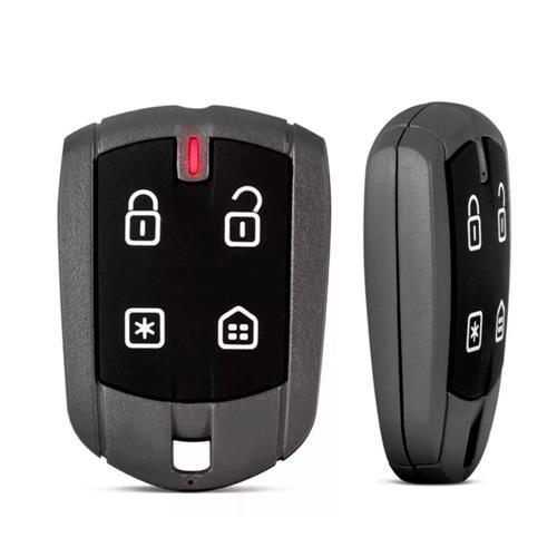 Auto Alarme Positron Keyless Kl 330 Para Chaves Originais