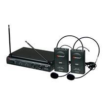 Microfone Sem Fio Headset Karsect KRU302