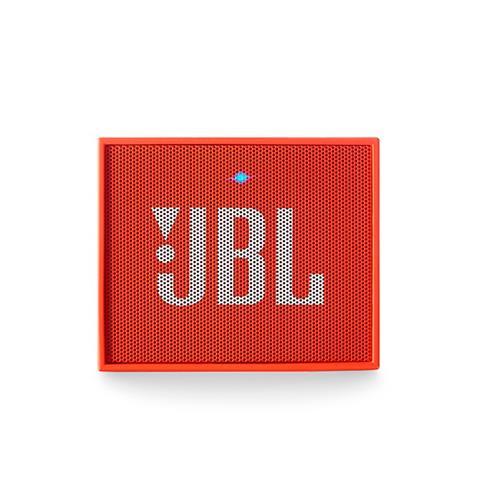 Caixa de Som Portátil JBL Go Orange
