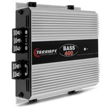 Módulo Amplificador Taramps Bass 400 Classe D 1 Canal 400w Rms 2 Ohms