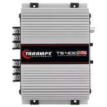 Módulo Amplificador Taramps Ts 400x2  Classe D  2 Canais 200w Rms 2 Ohms