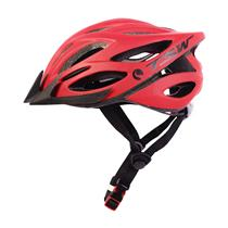 Capacete Bike Mtb Tsw Plus 85 Tam G/gg Vermelho/preto Fosco