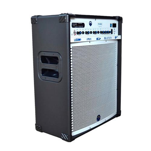 Caixa Multiuso Turbox Tb-600 15 Pol 150w Rms 4 Ohms