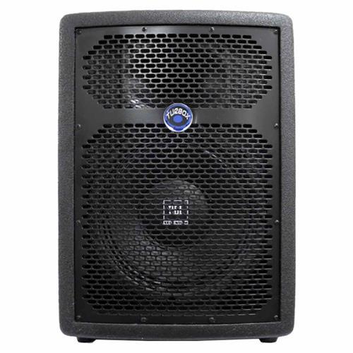 Caixa Amplificada Turbox Tb-1000 Ativa 10 Pol 150w Rms 4 Ohms