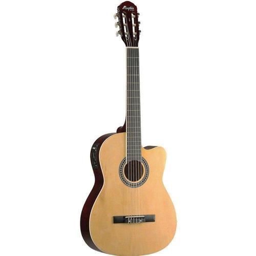 Violão Clássico Nylon Tagima Memphis El. AC-60 NA