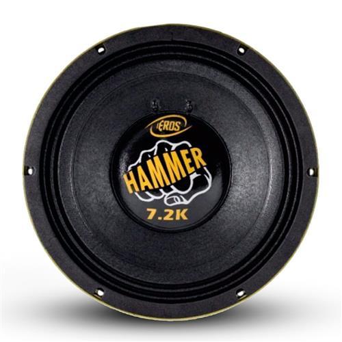 """Alto Falante 12"""" HAMMER 7.2k E12 3600Rms 4Ohms"""