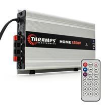 Amplificador Residencial HOME 250W Receiver