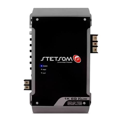 Módulo Amplificador Stetsom 1K EQ 1000W RMS 2 Ohms Mono
