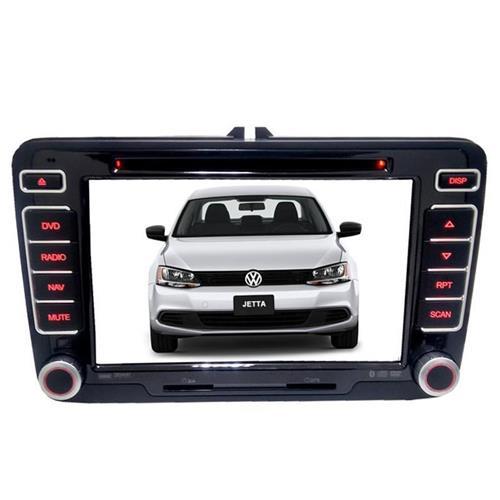 Central Multimídia Volkswagen Tech Jetta Tiguan Amarok Top Homologado