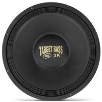 Alto Falante Subwoofer Eros 15 Pol E15 Target Bass 3.0K 1500W RMS 4 Ohms