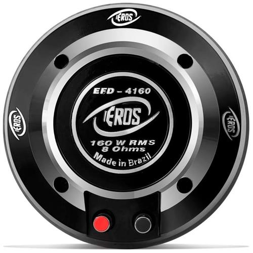 Driver Eros Fenolico EFD4160 160W RMS 8 Ohms